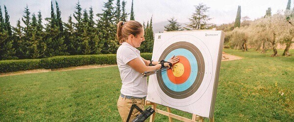 How to Choose an Archery Target Boss