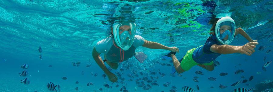 Longitude 181's International Charter for Responsible Snorkeling