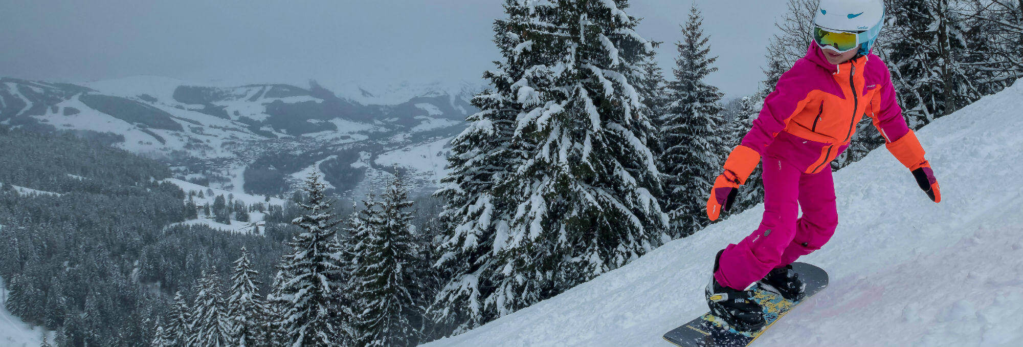 How to Choose a Children's Snowboard?