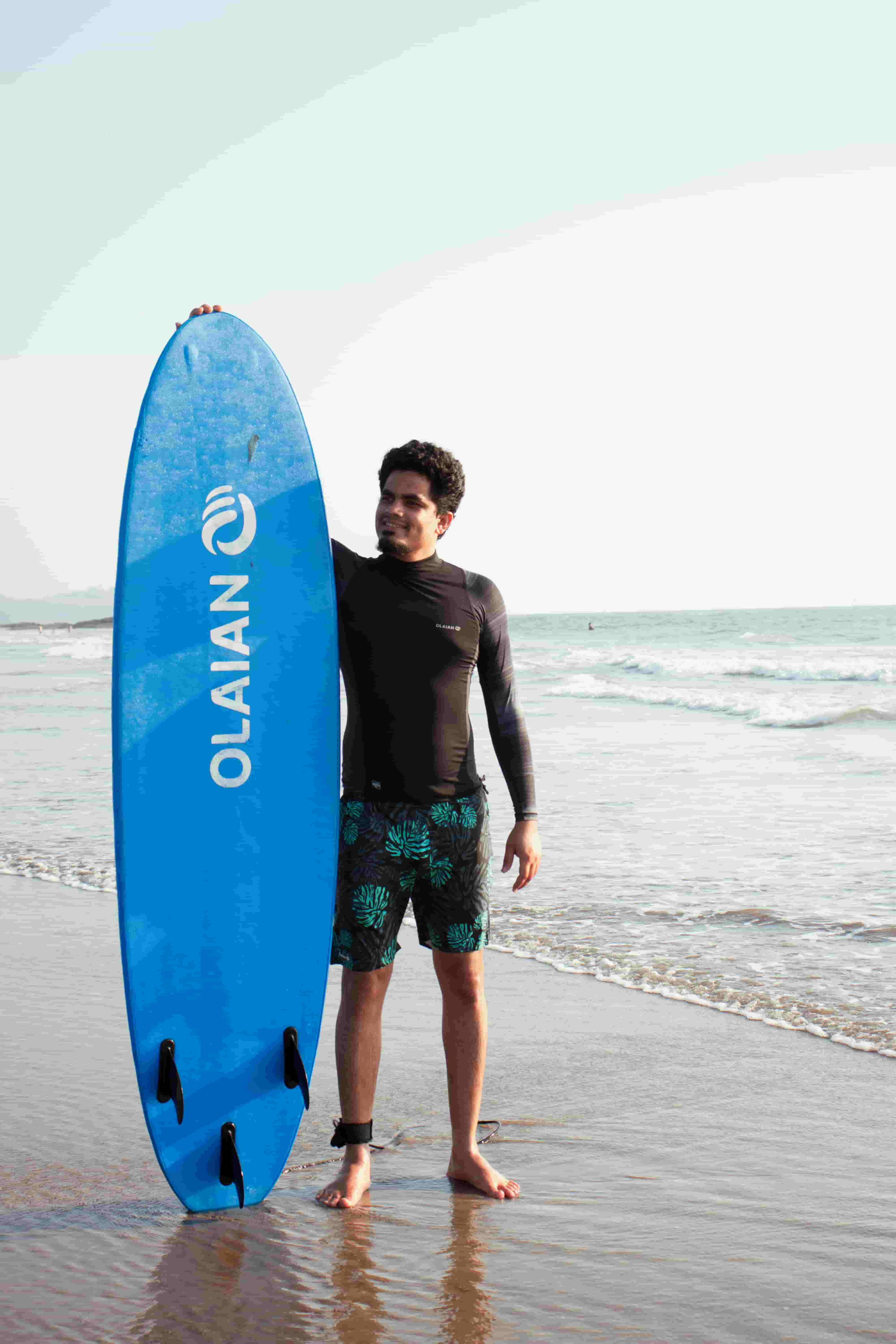 Summer Sun? Protect your Skin While Surfing