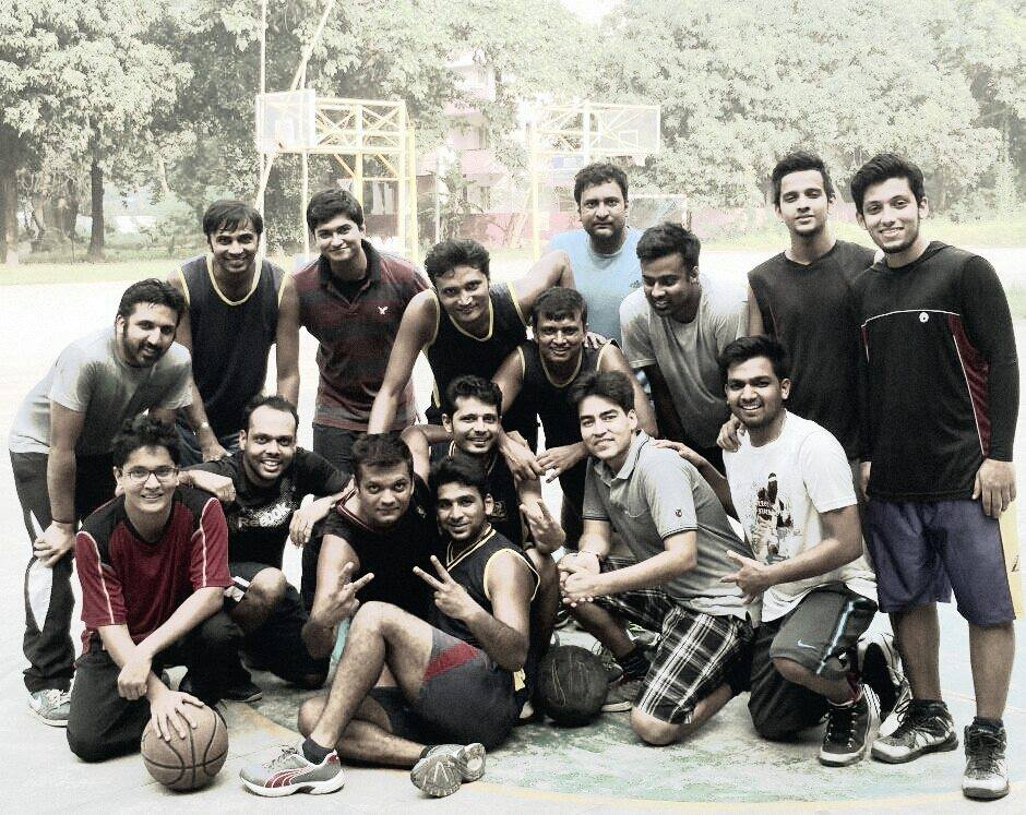 For the Love of Basketball – Siddarth Sharma