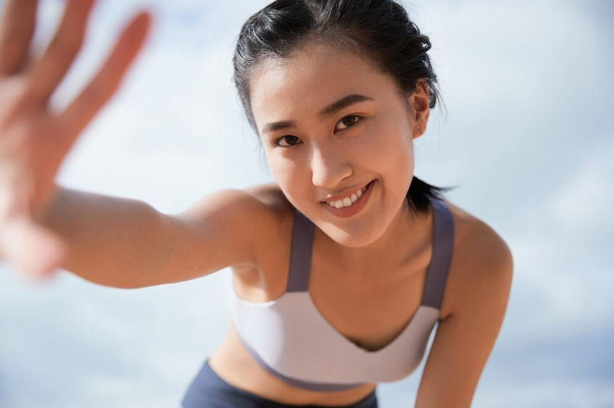 Running Sports Bra? - An emotion explained!