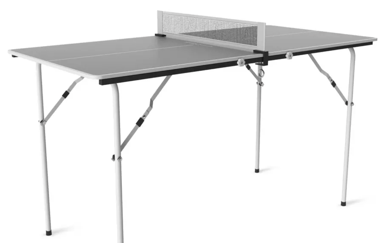 Indoor Mini Table Tennis Table (PPT 130)  : Product Review