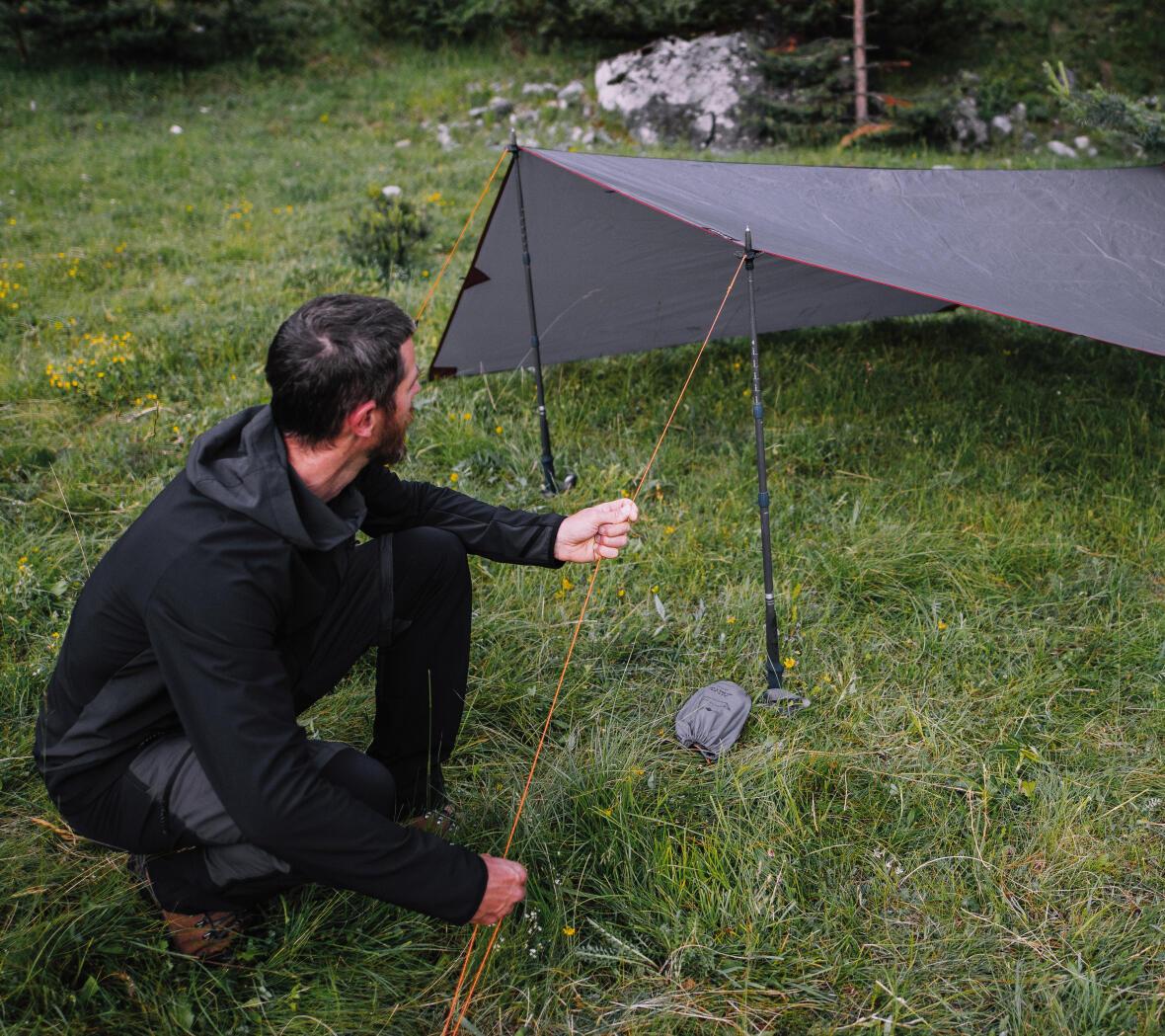 choosing a bivouac tent