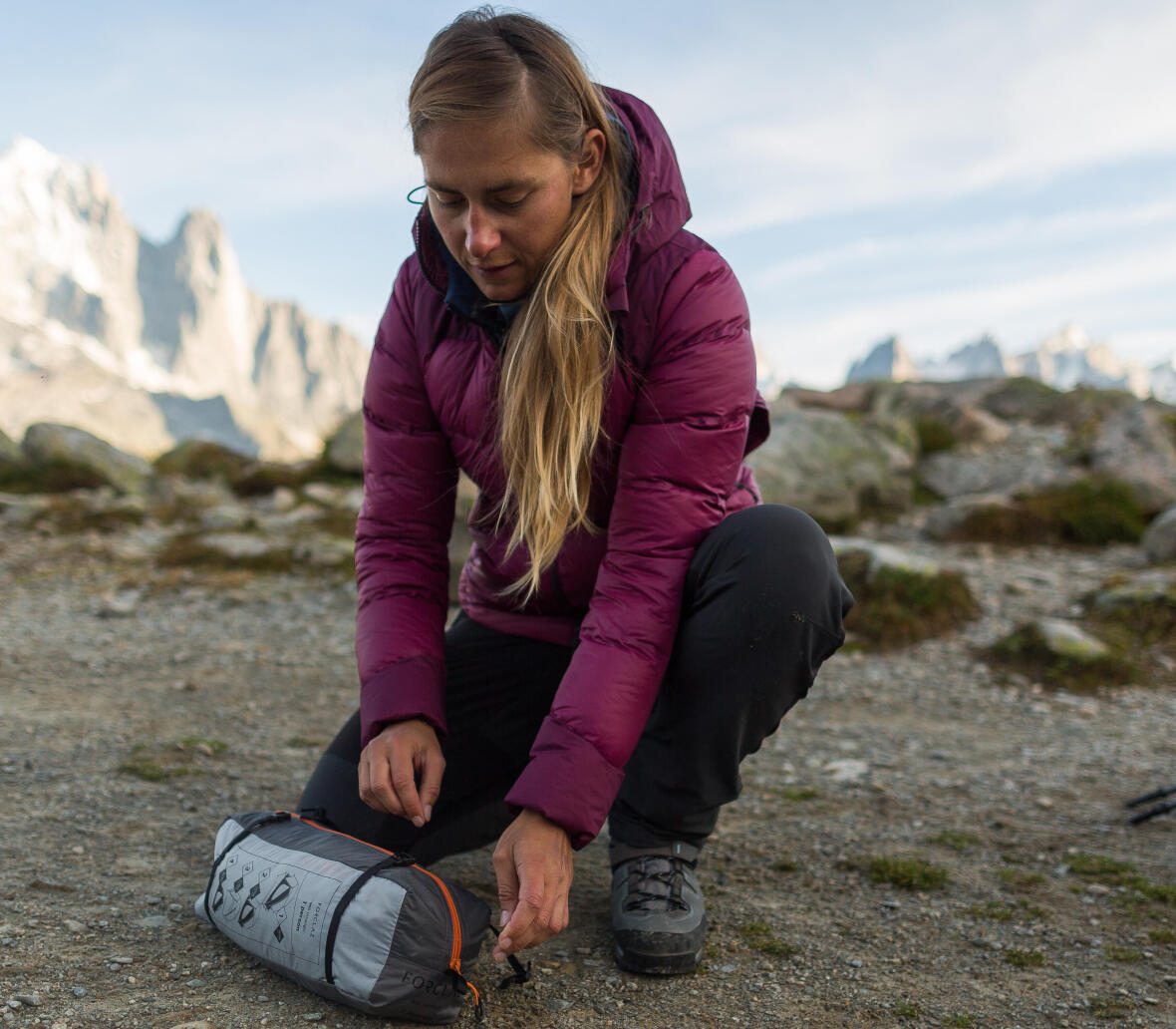 HOW TO CHOOSE A BIVOUACKING TENT TO GO TREKKING?