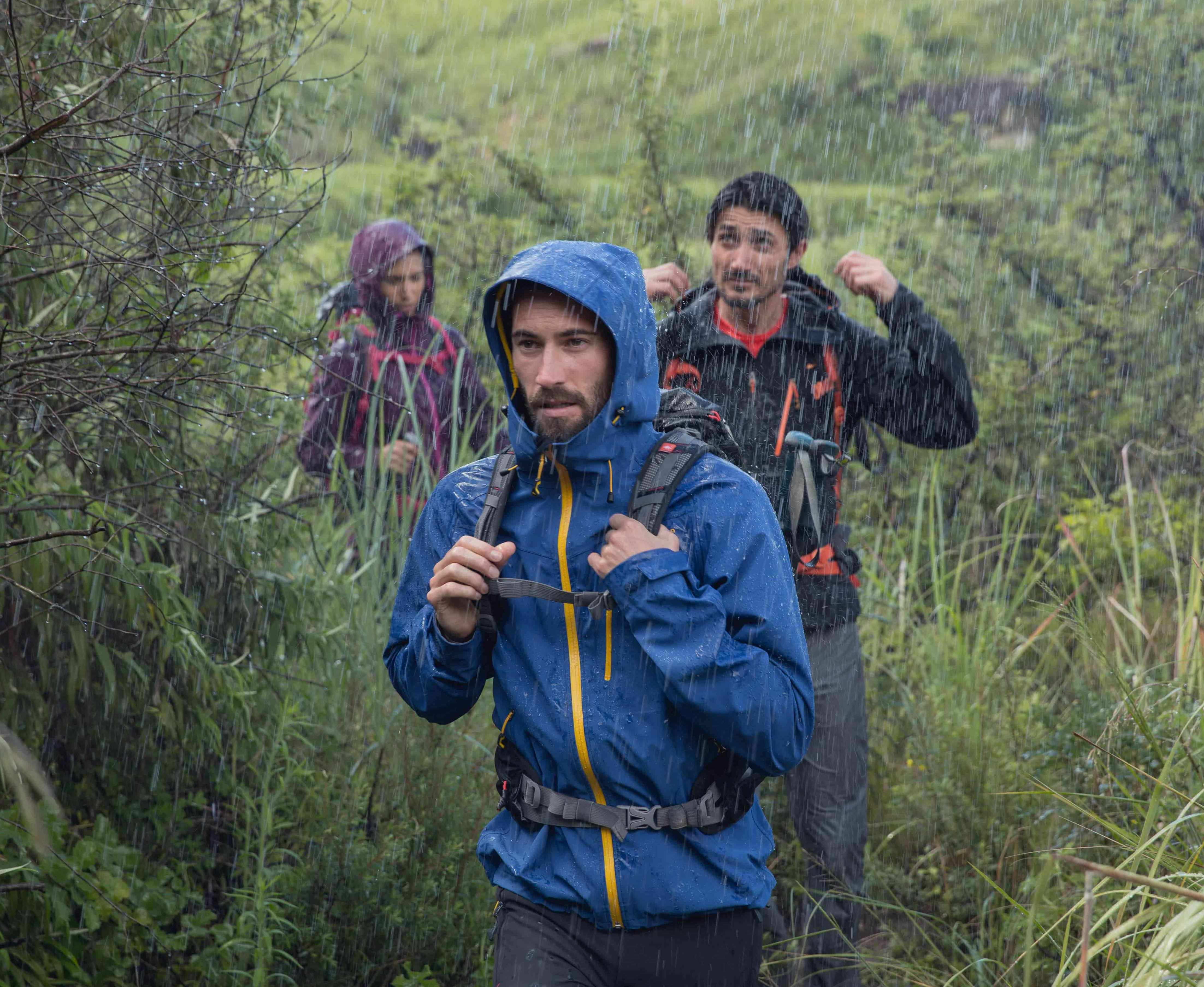How To Choose The Best Rain Jacket For Travellers