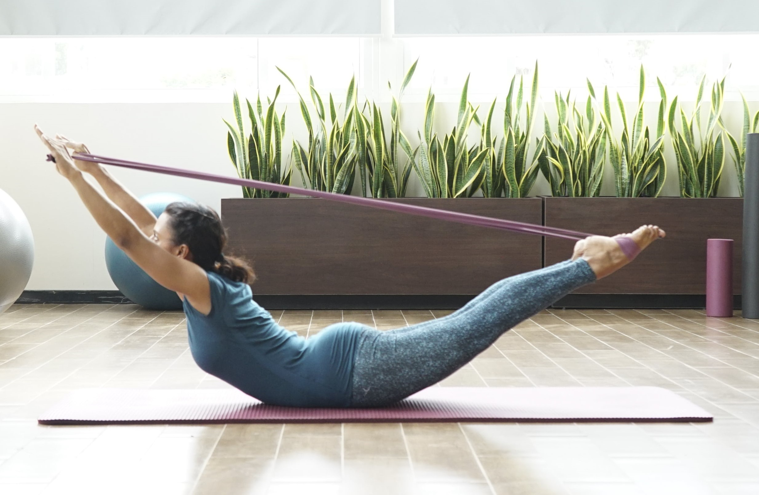 How Resistance Bands are better than Weights