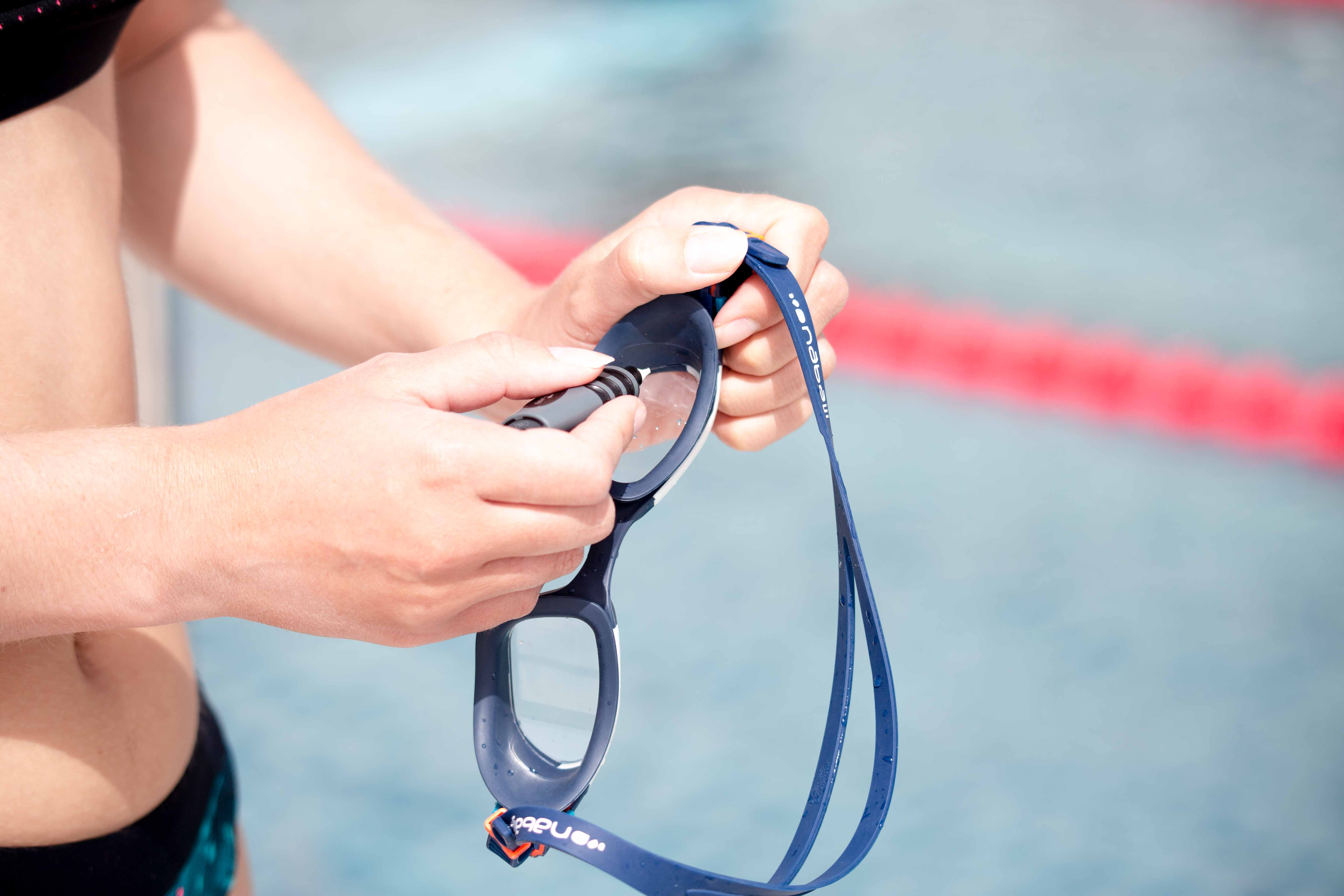 Swimming Goggles Anti Fog Marker : How to use