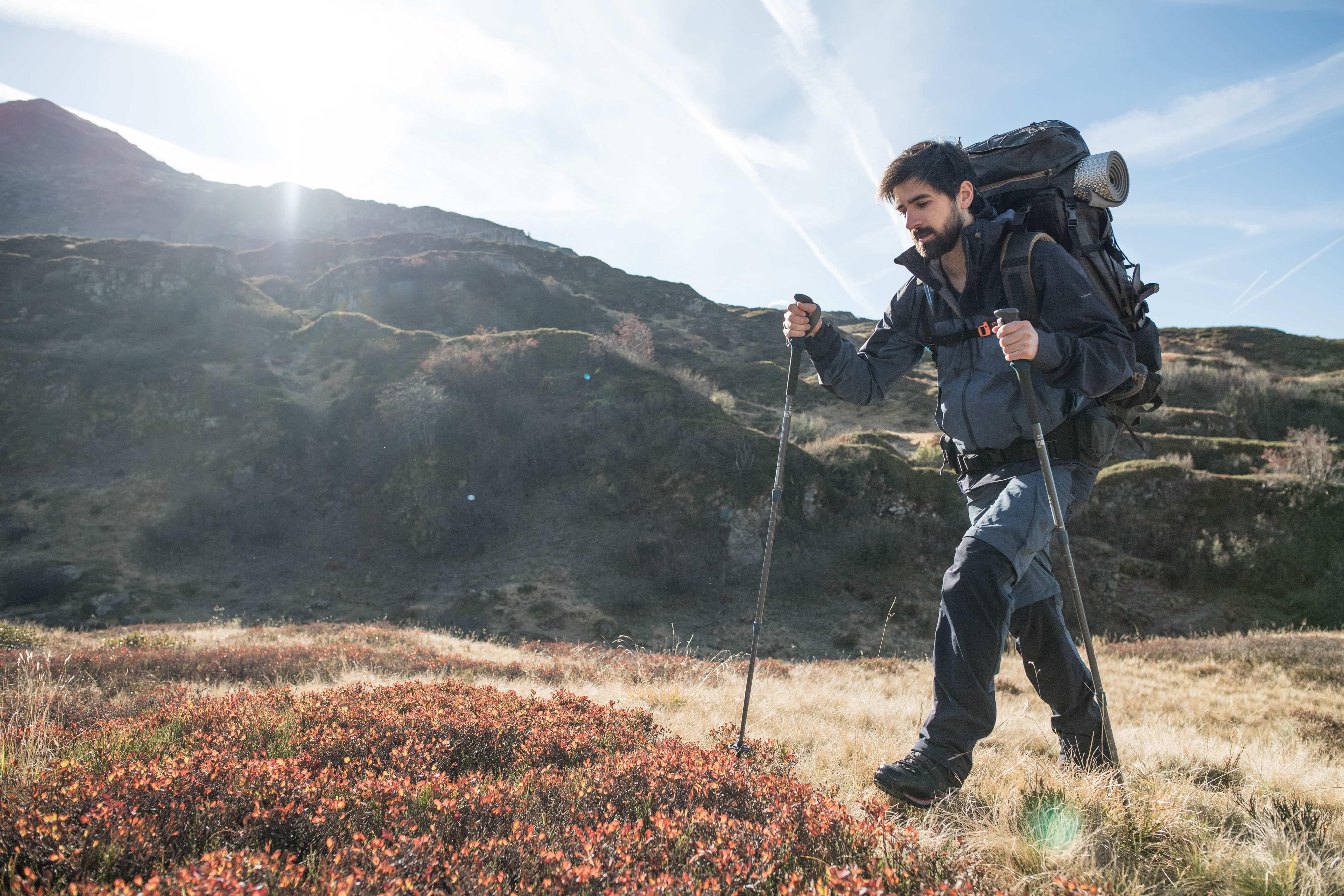 How to choose Trekking Pants