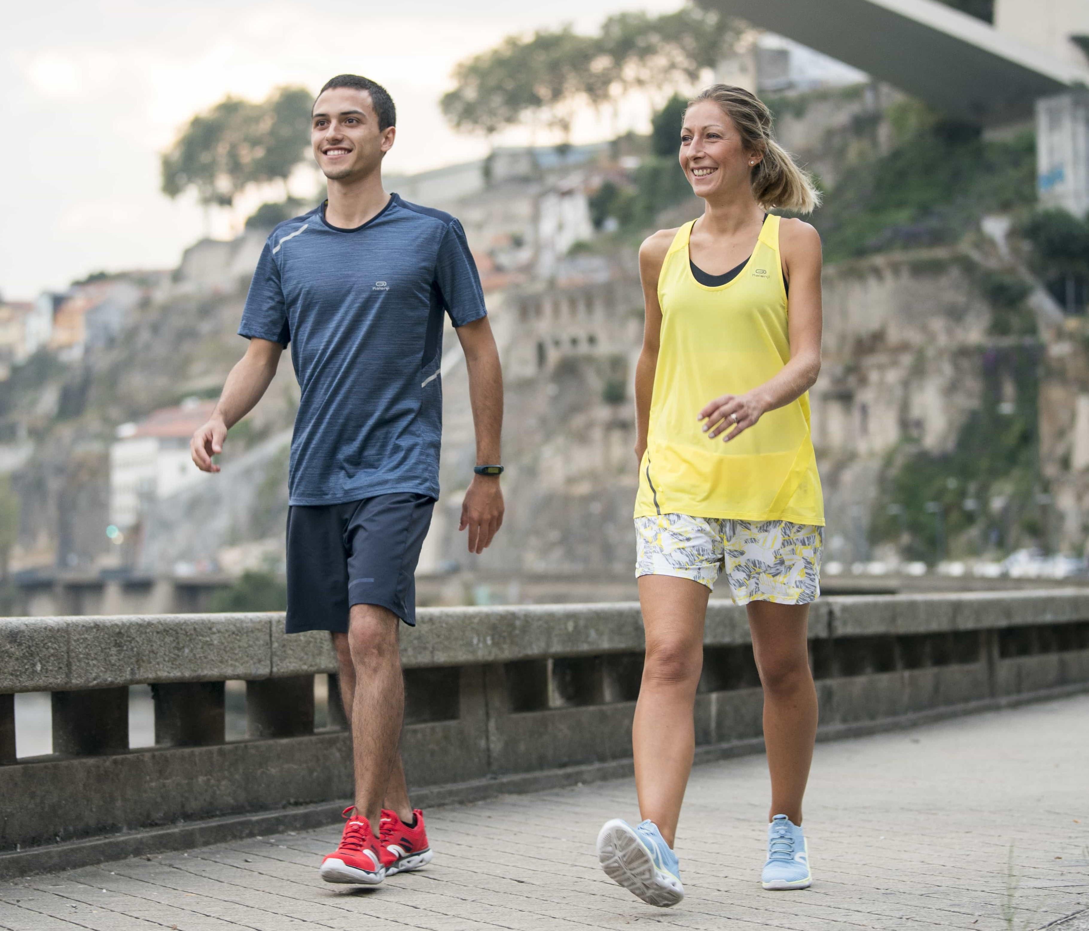 10 Benefits Of Morning Walks