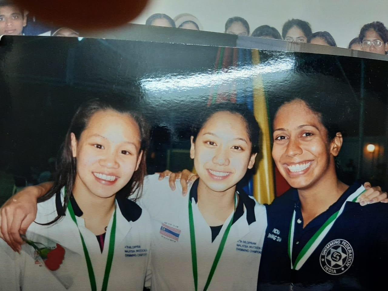 My Journey to the 2000 Olympics – Nisha Millet