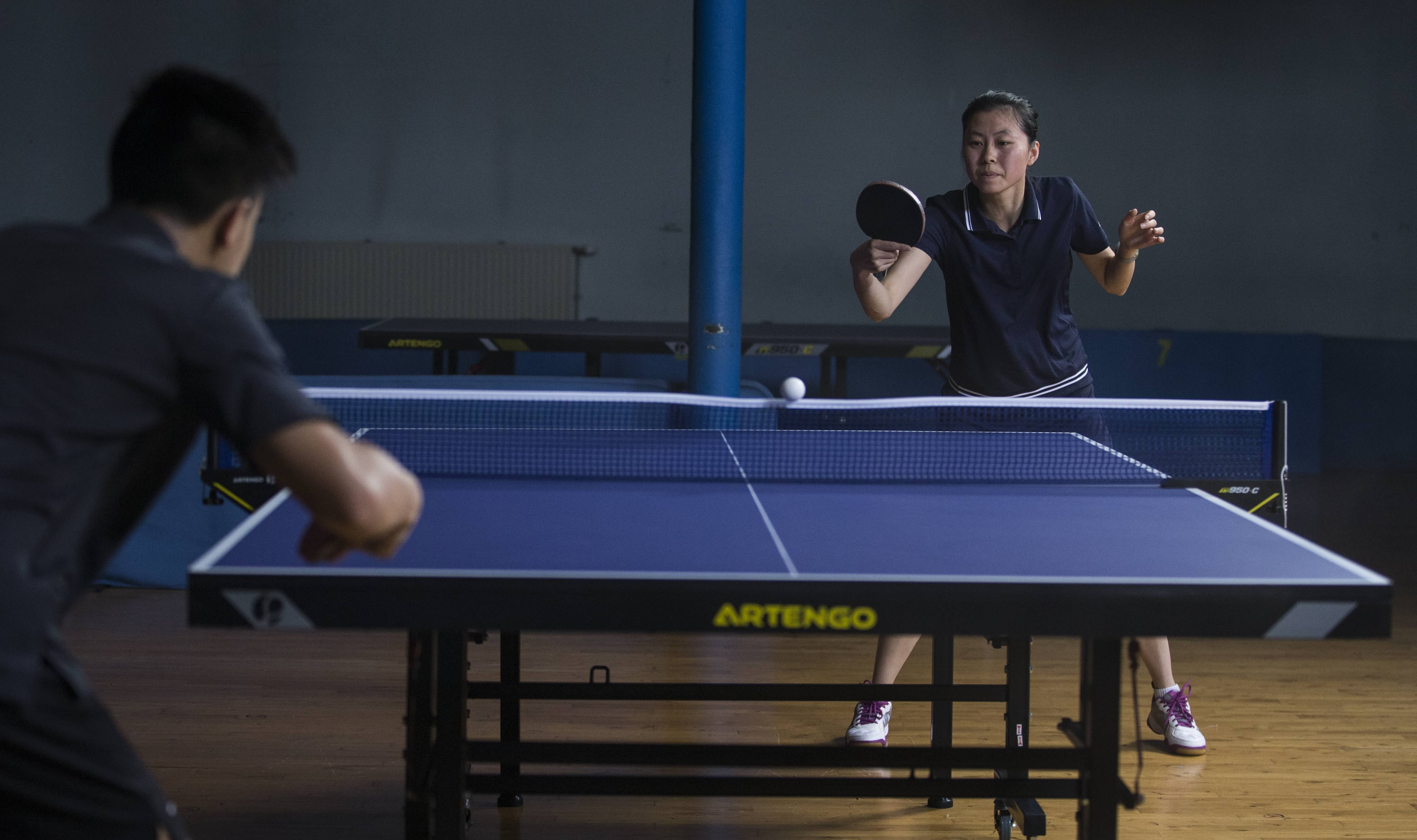 THE TABLE TENNIS JARGON