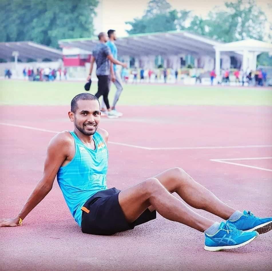 Olympics: Meet Race Walker KT Irfan