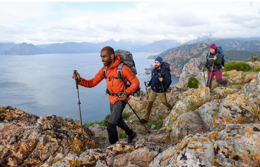 How to pack light for a trek