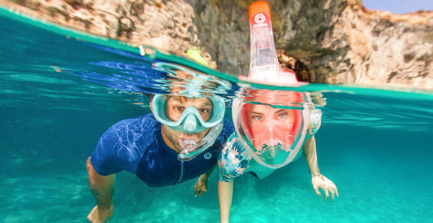 My First time Snorkeling as a Non- Swimmer.