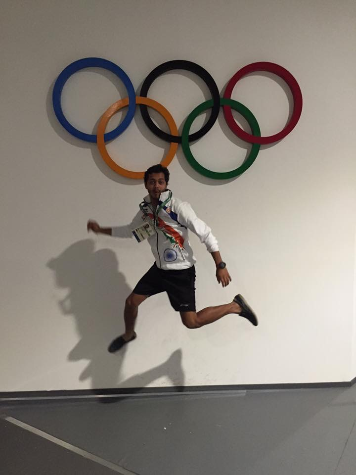 Role of a Sports Physiotherapist in the Olympics : Dr Yash Pandey