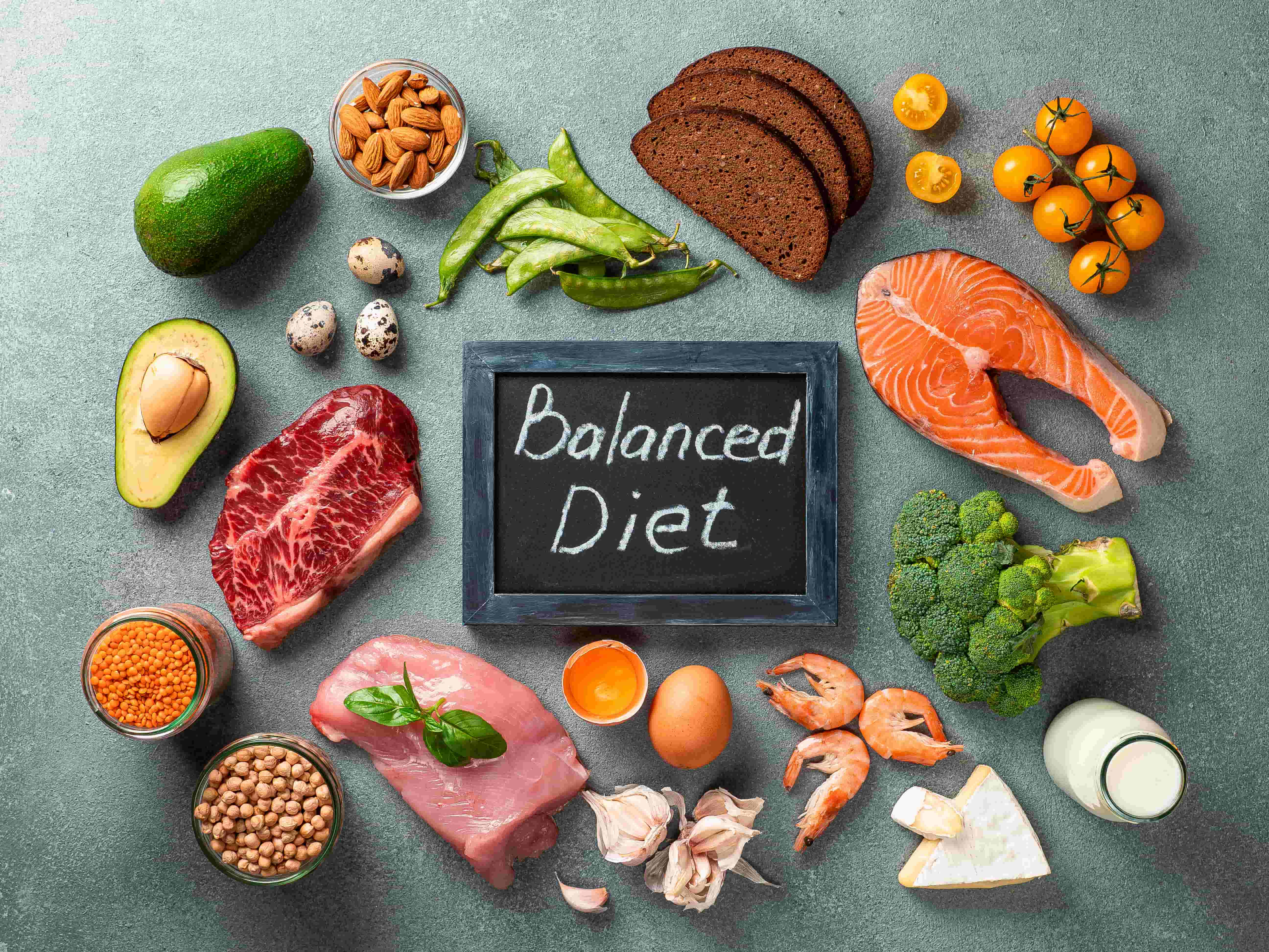 What is a Balanced Diet? All You Need to Know