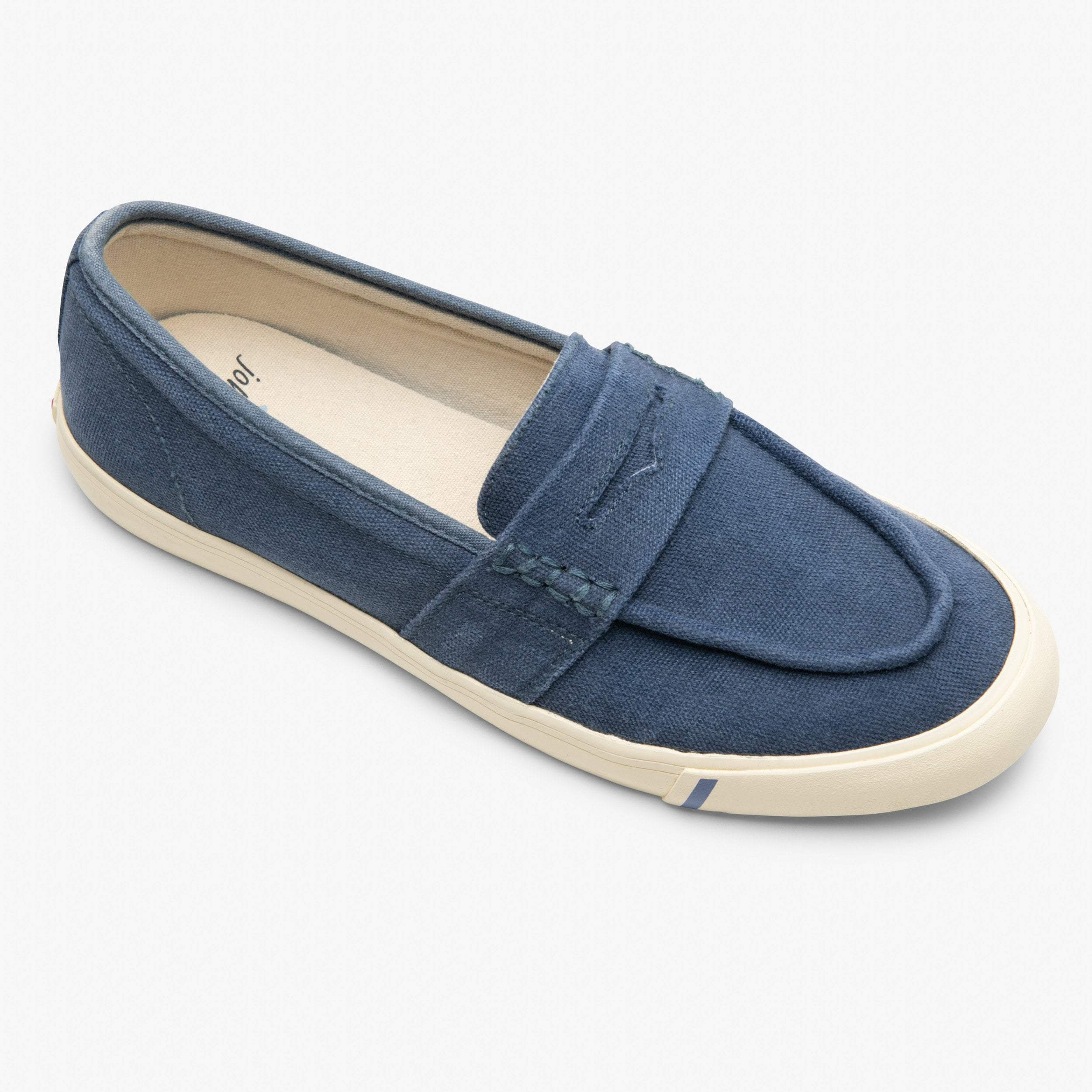 Canvas Loafer  (Twilight)