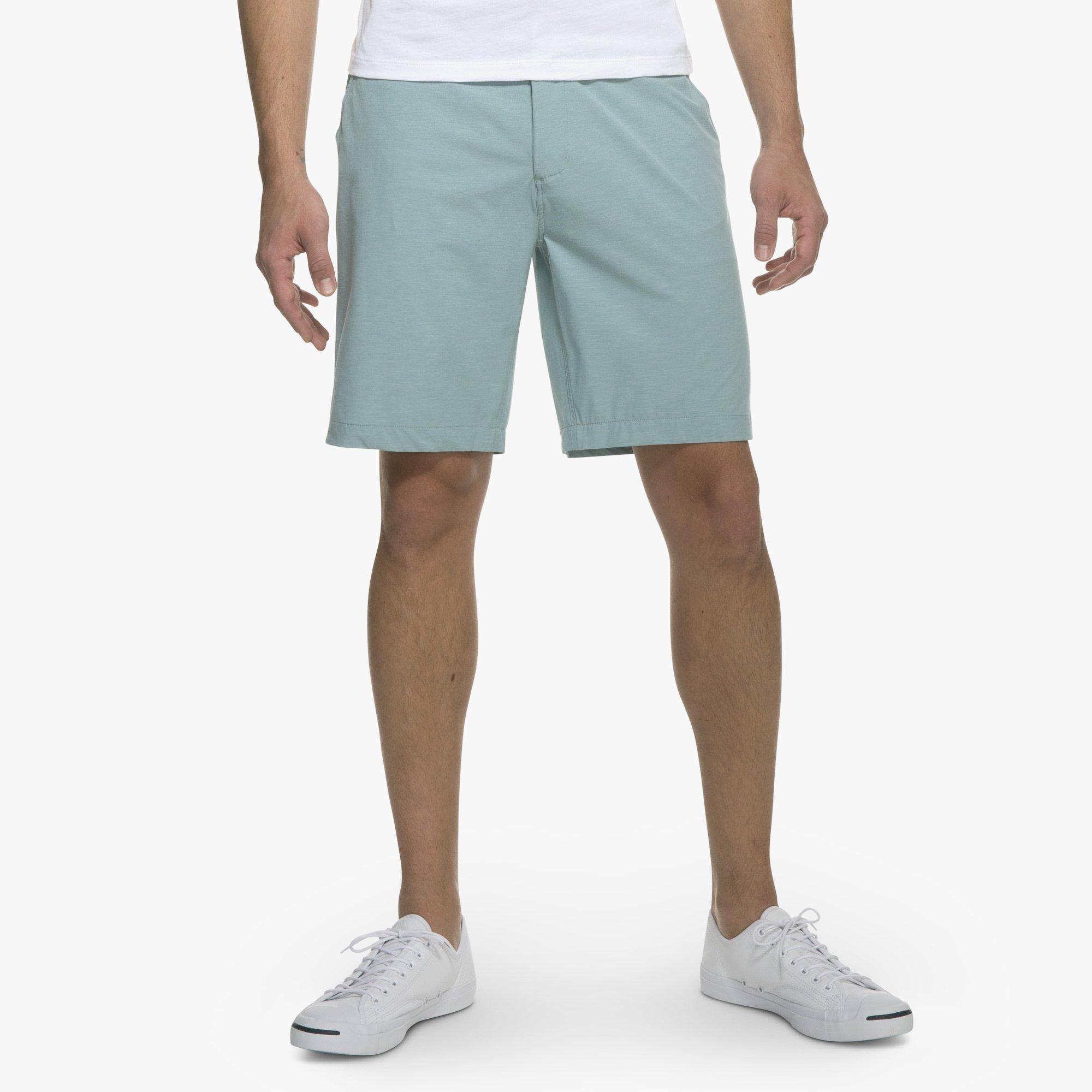 Wyatt PREP-FORMANCE Shorts (Gulf Stream)