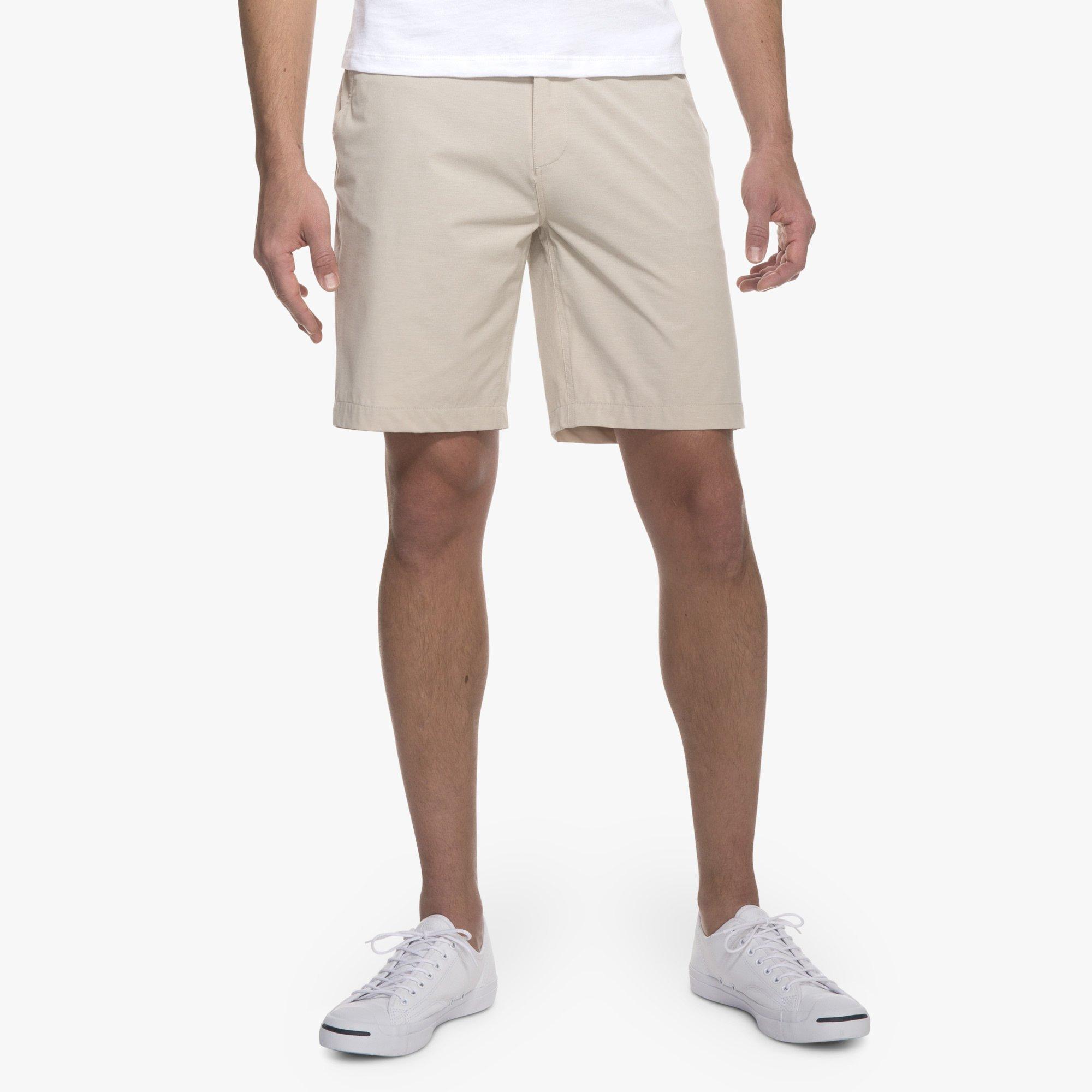 Wyatt PREP-FORMANCE Shorts (Stone)
