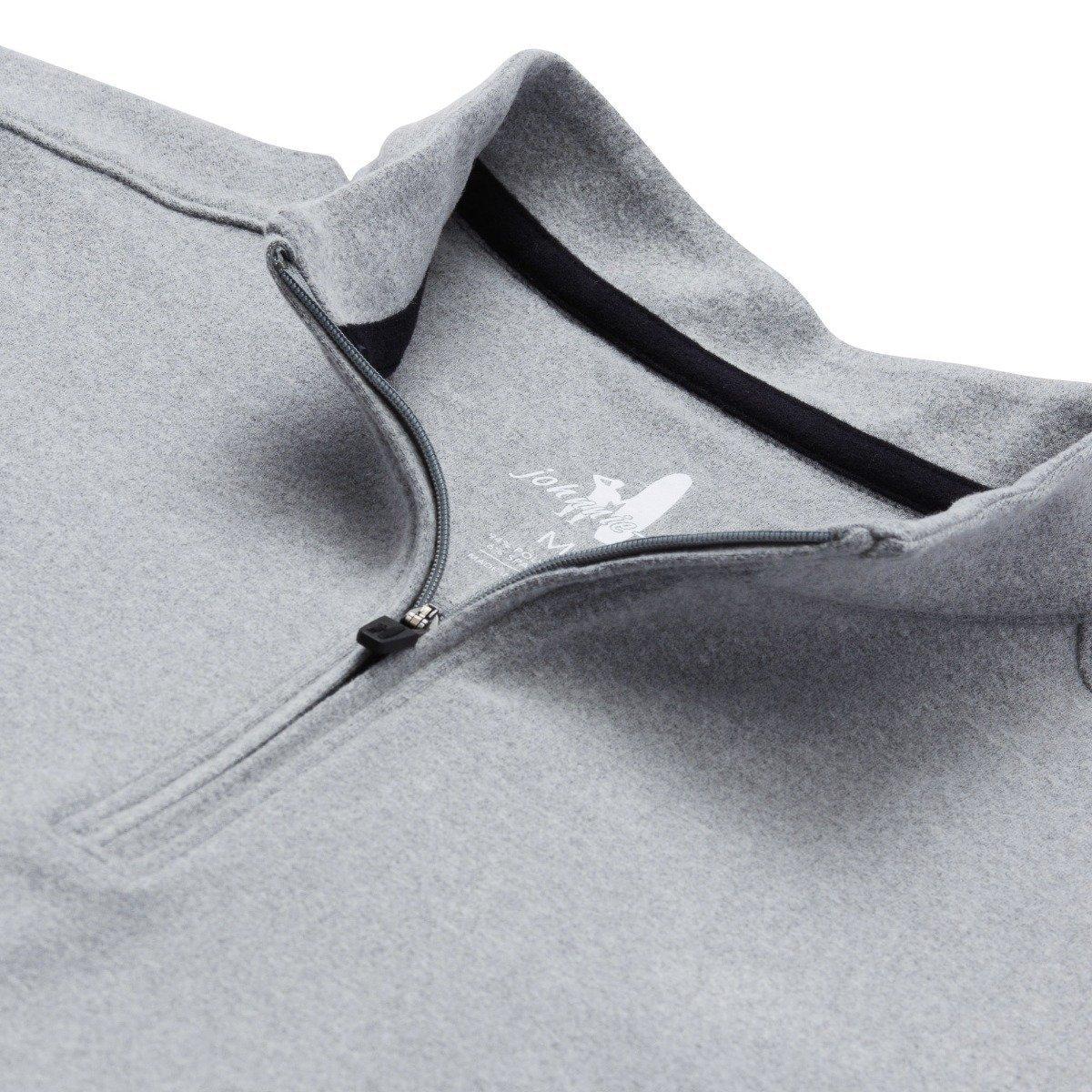 Brady Microfleece 1/4 Zip Pullover (Meteor)