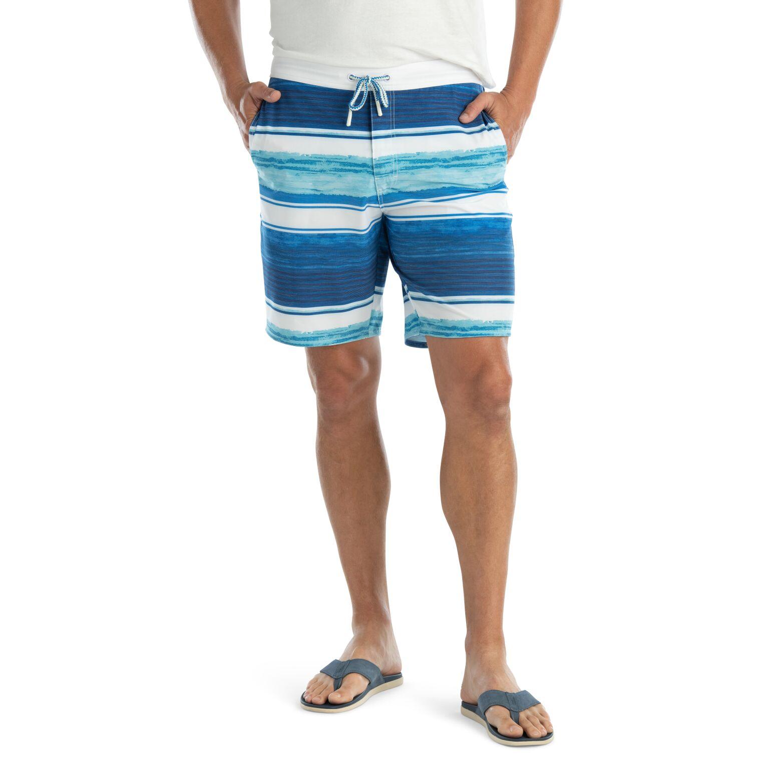 Trellis Half Elastic Surf Short (Marlin)
