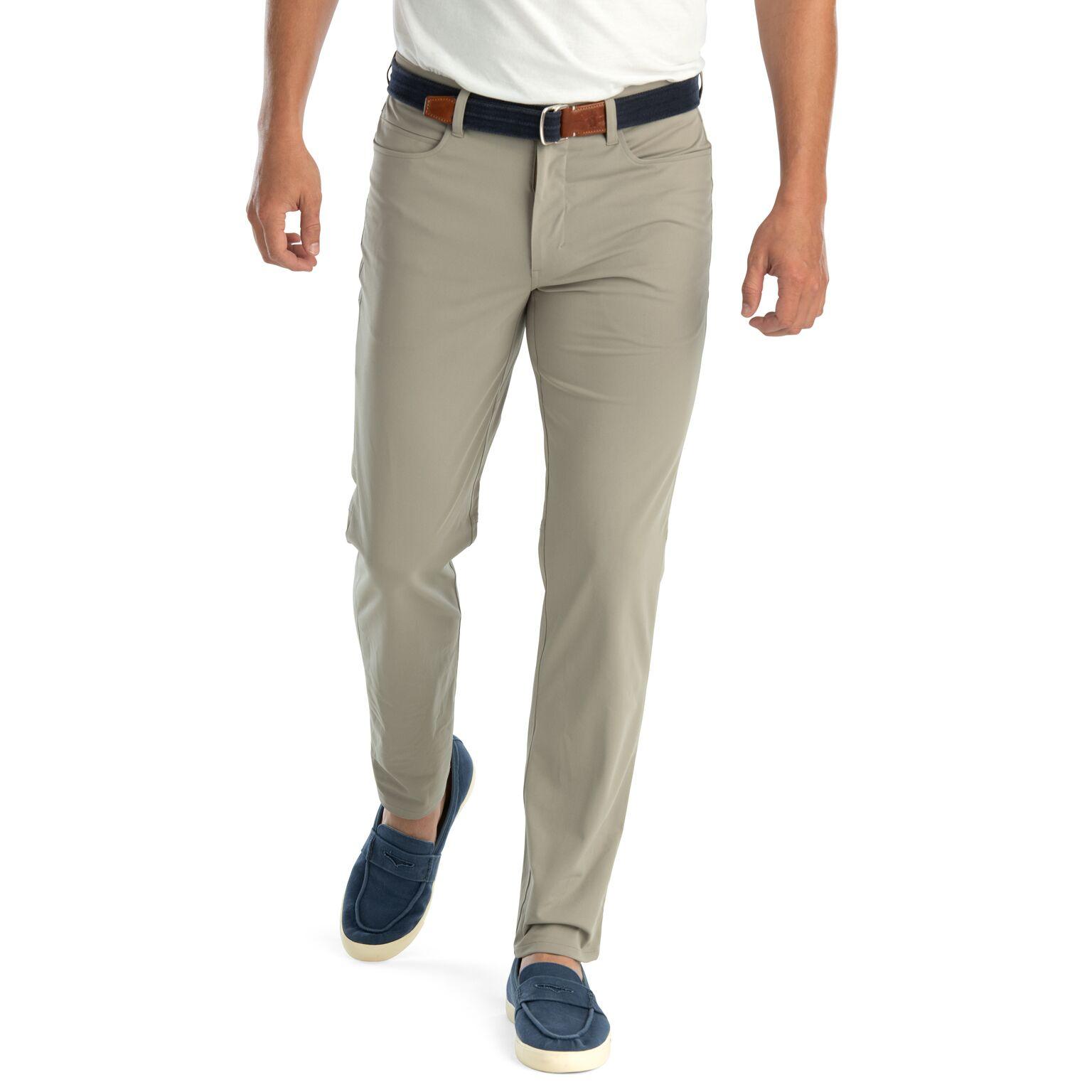 Cross Country Prep-Formance Pants (Light Khaki)