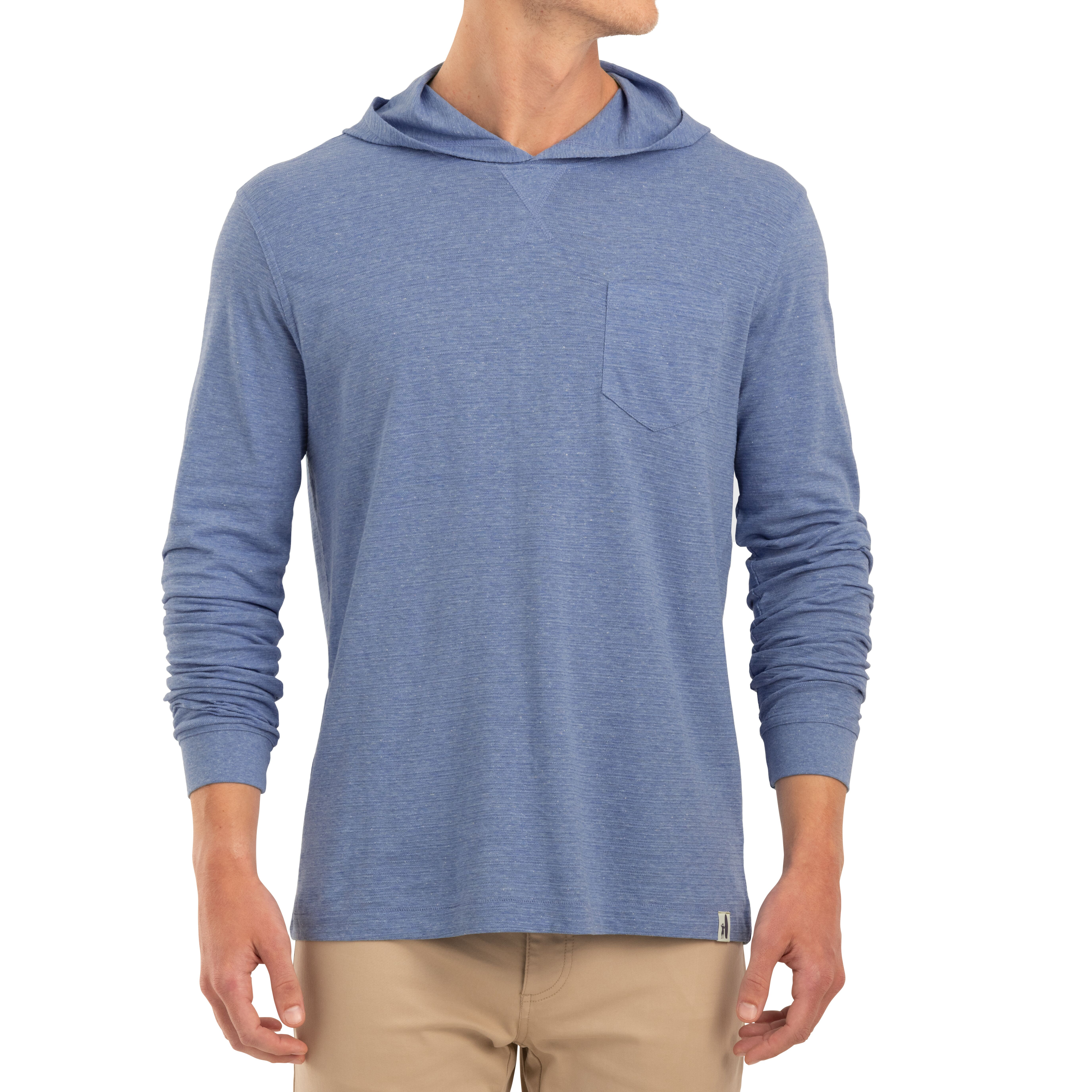 Utah Garment Dyed Hoodie (Tide)