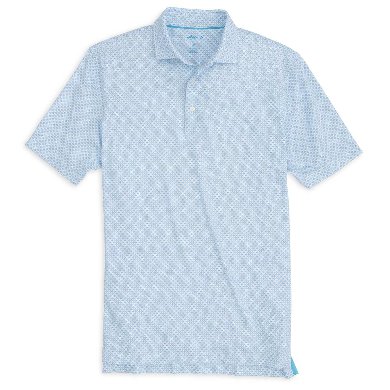 Howe PREP-FORMANCE Jersey Polo (White)