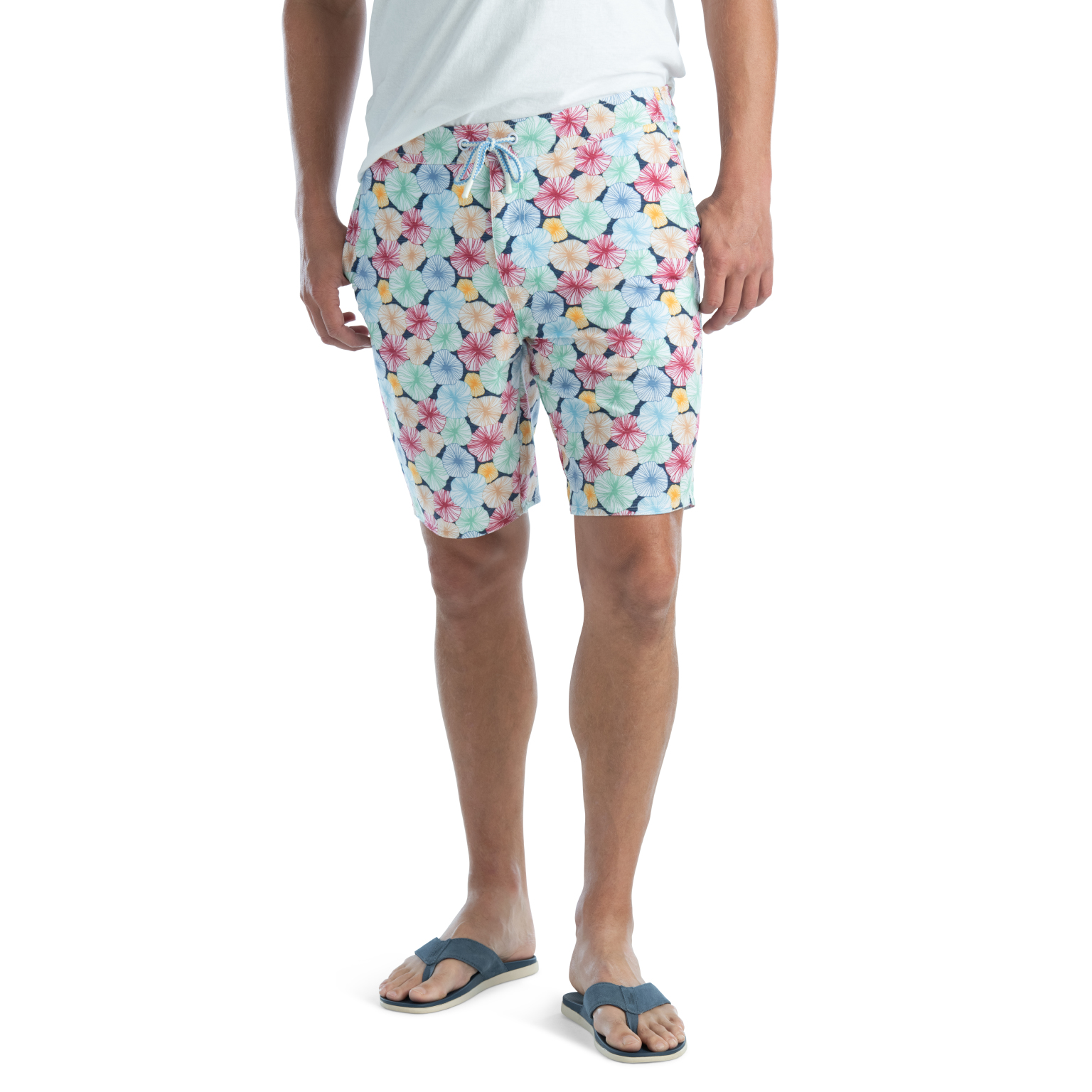 Nevis Half Elastic Surf Short (Twilight)