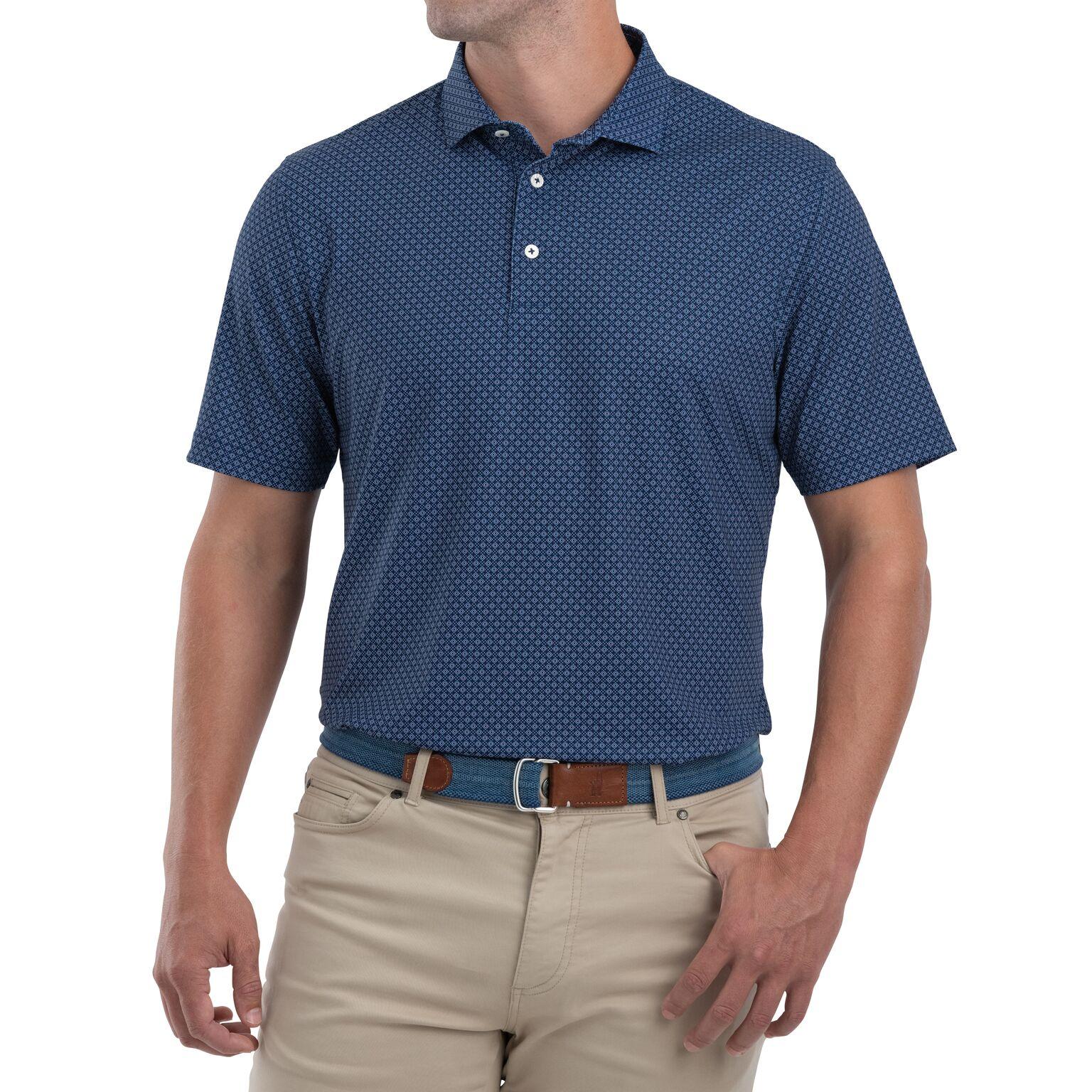 Howe PREP-FORMANCE Jersey Polo (Twilight )