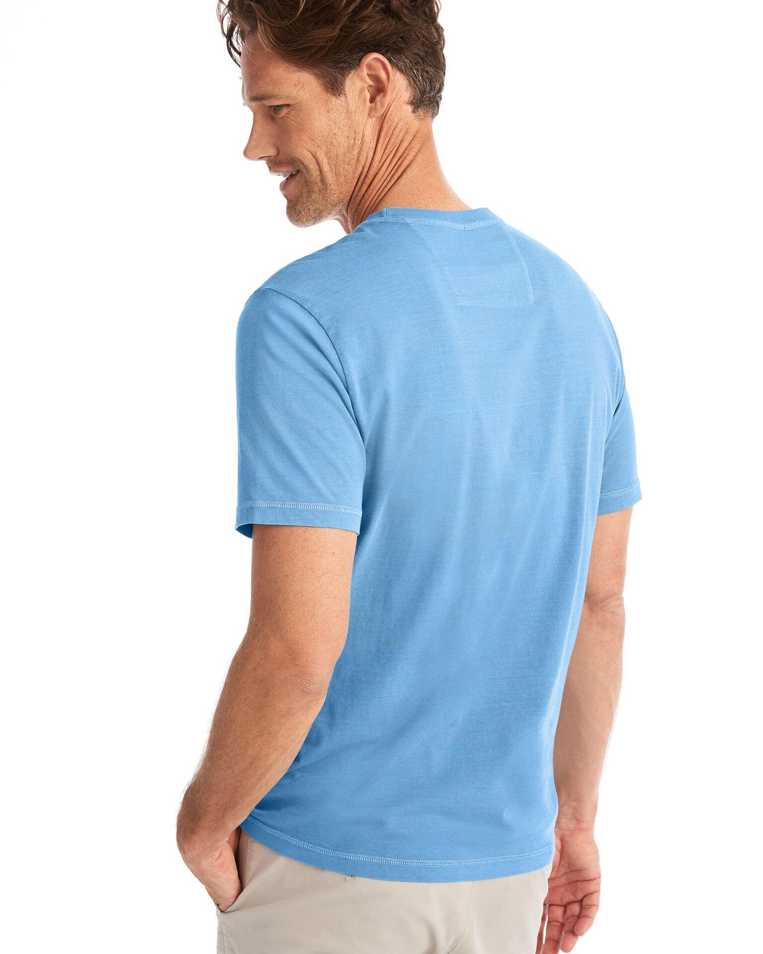 Tyler Crewneck T-Shirt (Maliblu)