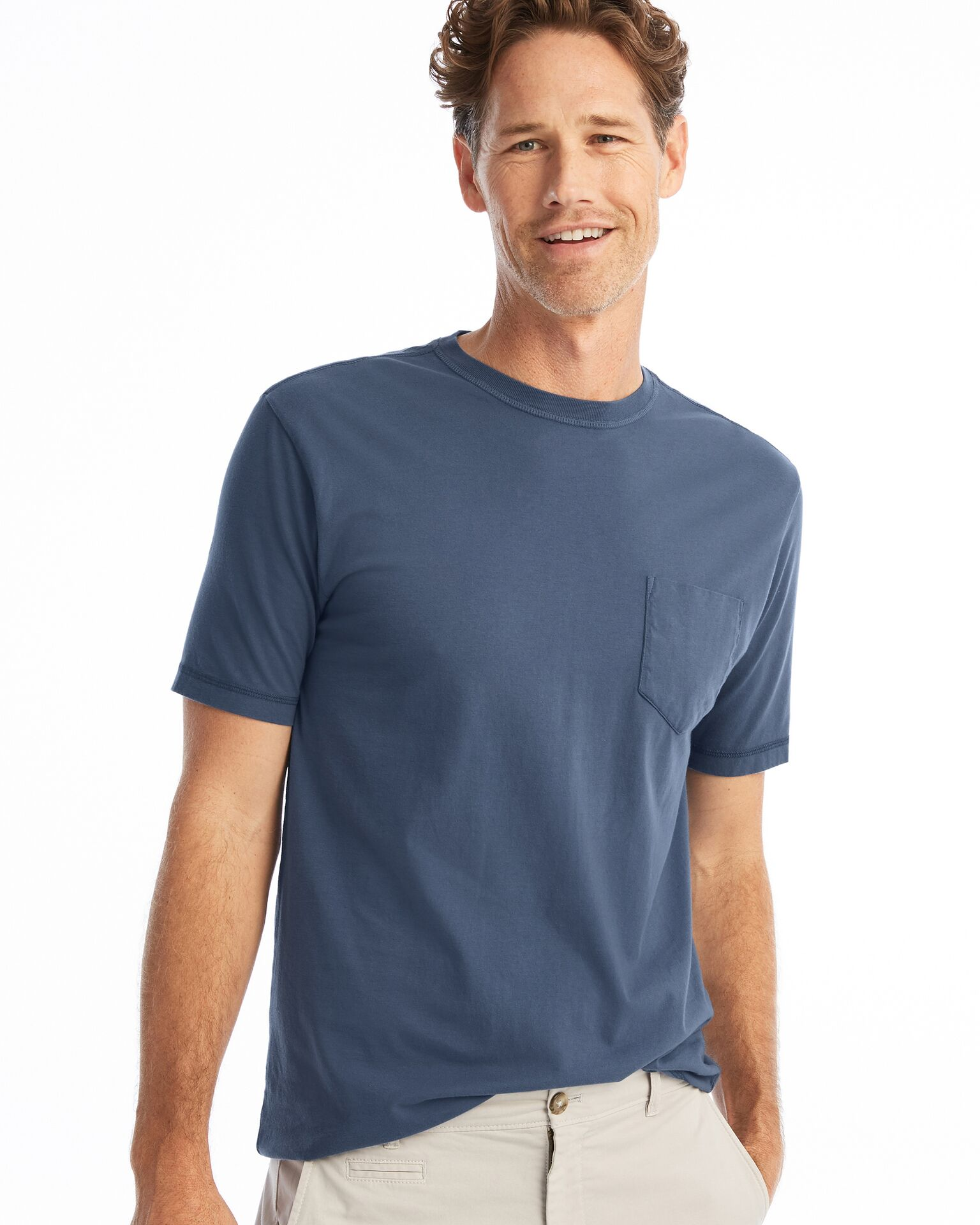 Tyler Crewneck T-Shirt (Wake)