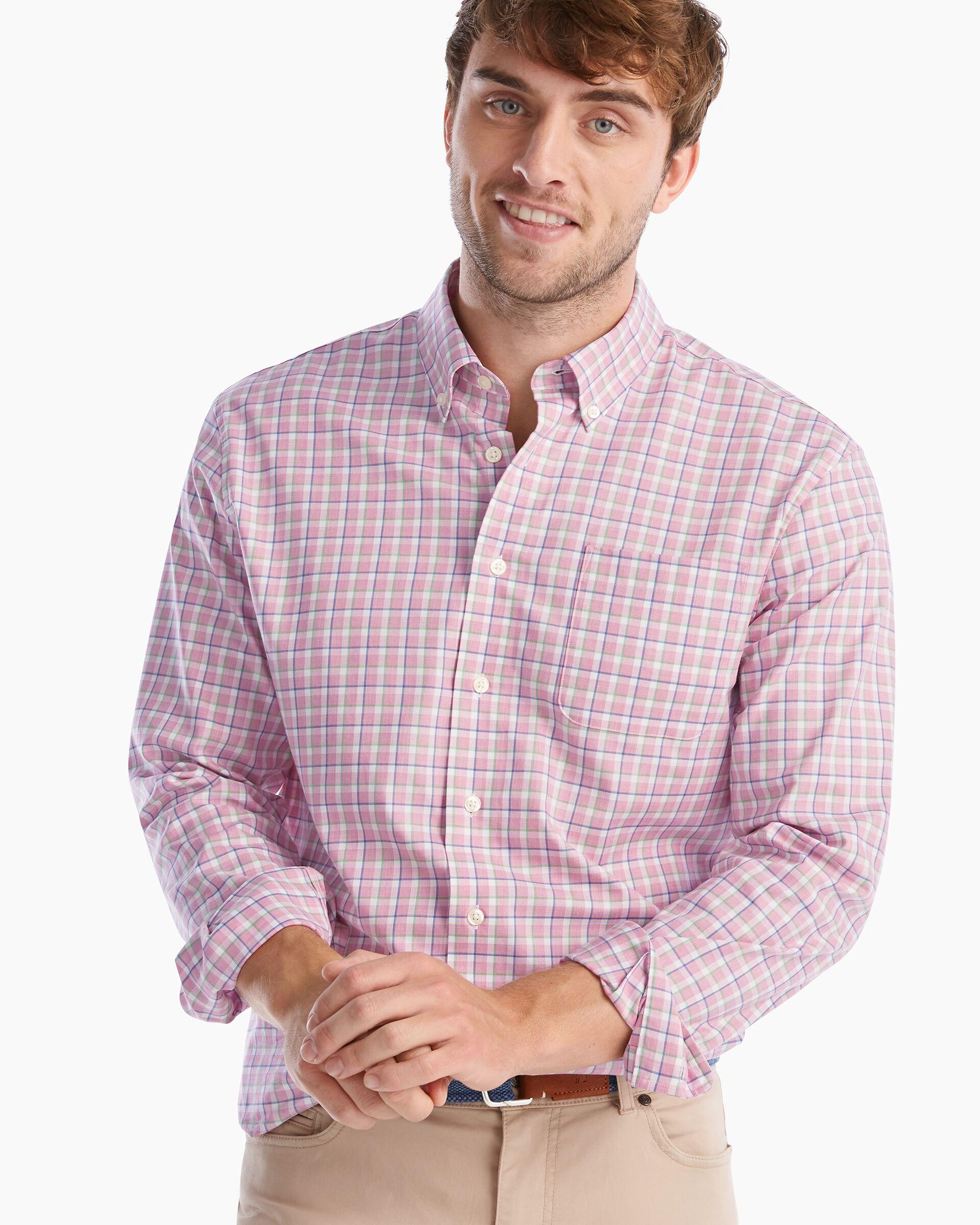 Curtis Button Down Shirt (Dolly)