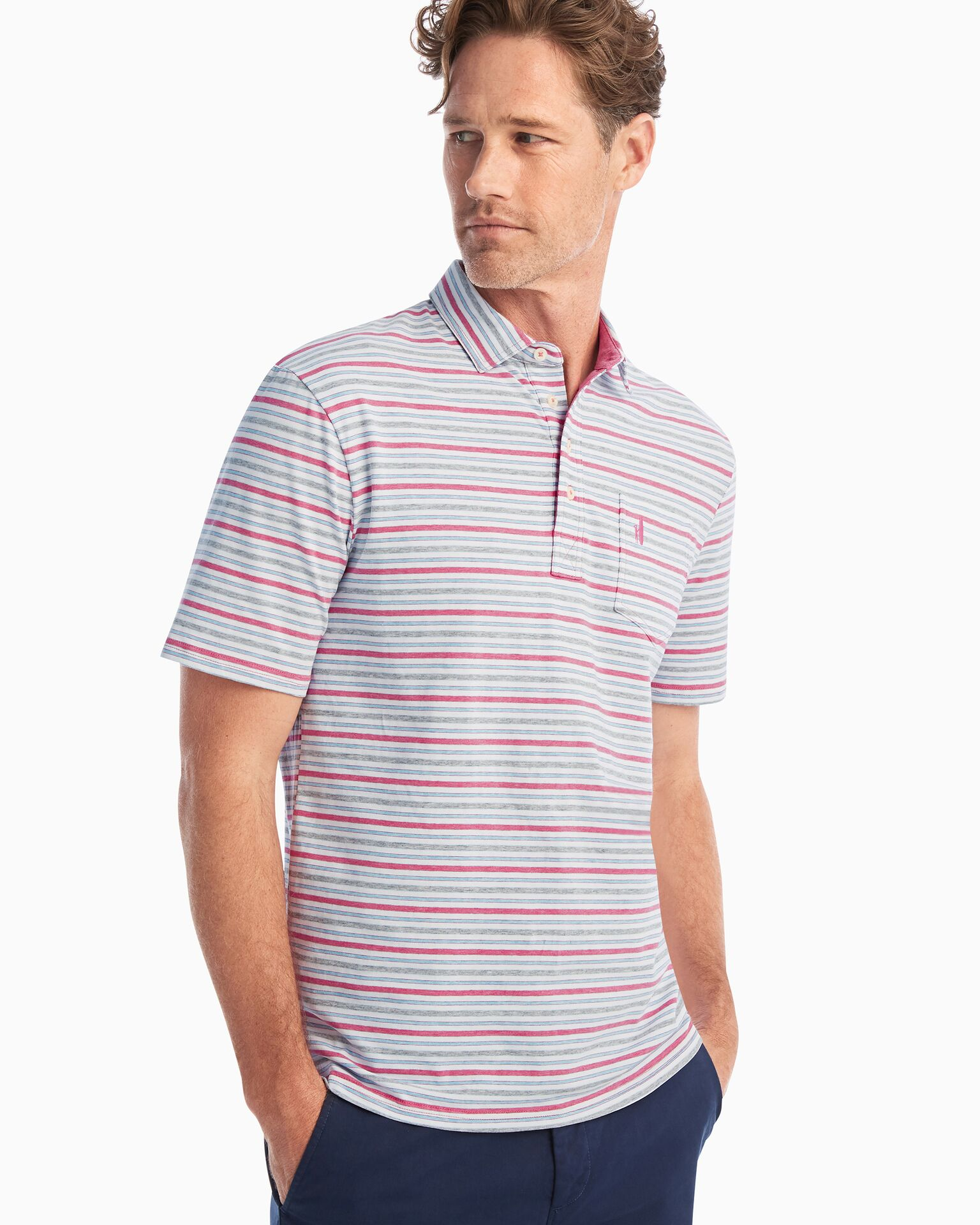 Bale Hangin' Out Polo (Rio Red)