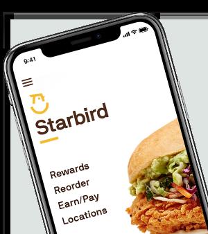 Starbird Chicken - Download App