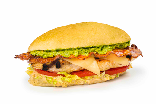 Seasonal Summer Menu! Charbird Grilled Chicken Chipotle Sandwich