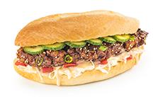 Tokyo Katsu Sandwich