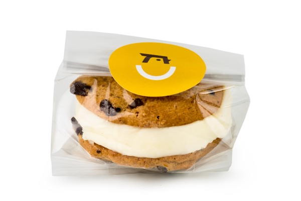 Starbird Ice Cream Sandwich