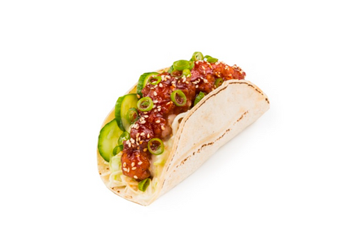 Spicy Korean Taco