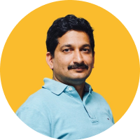 Jithendra  Chief Science Officer