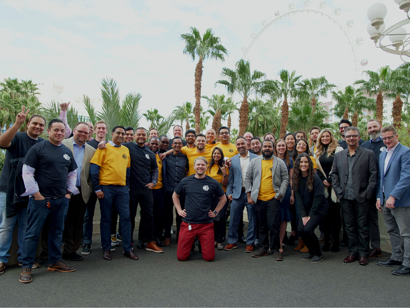 From celebrating how far we've come to motivating us for what's ahead, everyone left our first company SKO inspired and on the same page for Observe's mission -- to put our customers first and focus on meaningful value creation - not just solve problems.