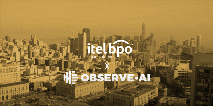 Shurland Buchanan, Chief Learning Officer @ itelbpo | Observe.AI Customer Stories