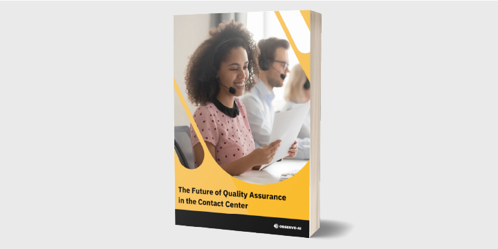 Guide: The Future of Quality Assurance in the Contact Center