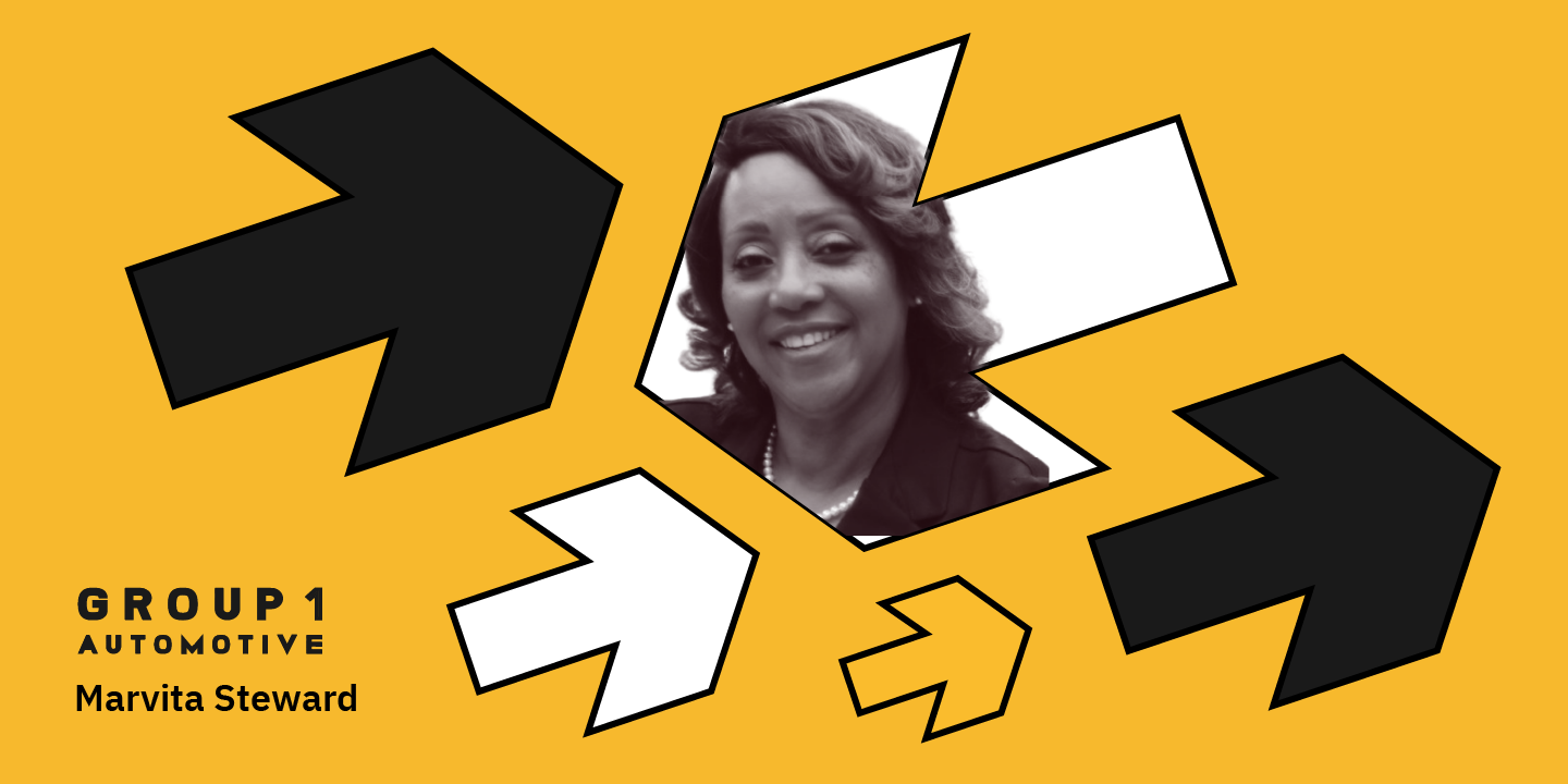 """Read on to find out how Marvita Steward of Group 1 Automotive handled rapid remote transformation and leverages coaching to improve training efforts by embracing contact center AI - """"a technological atomic bomb.�"""