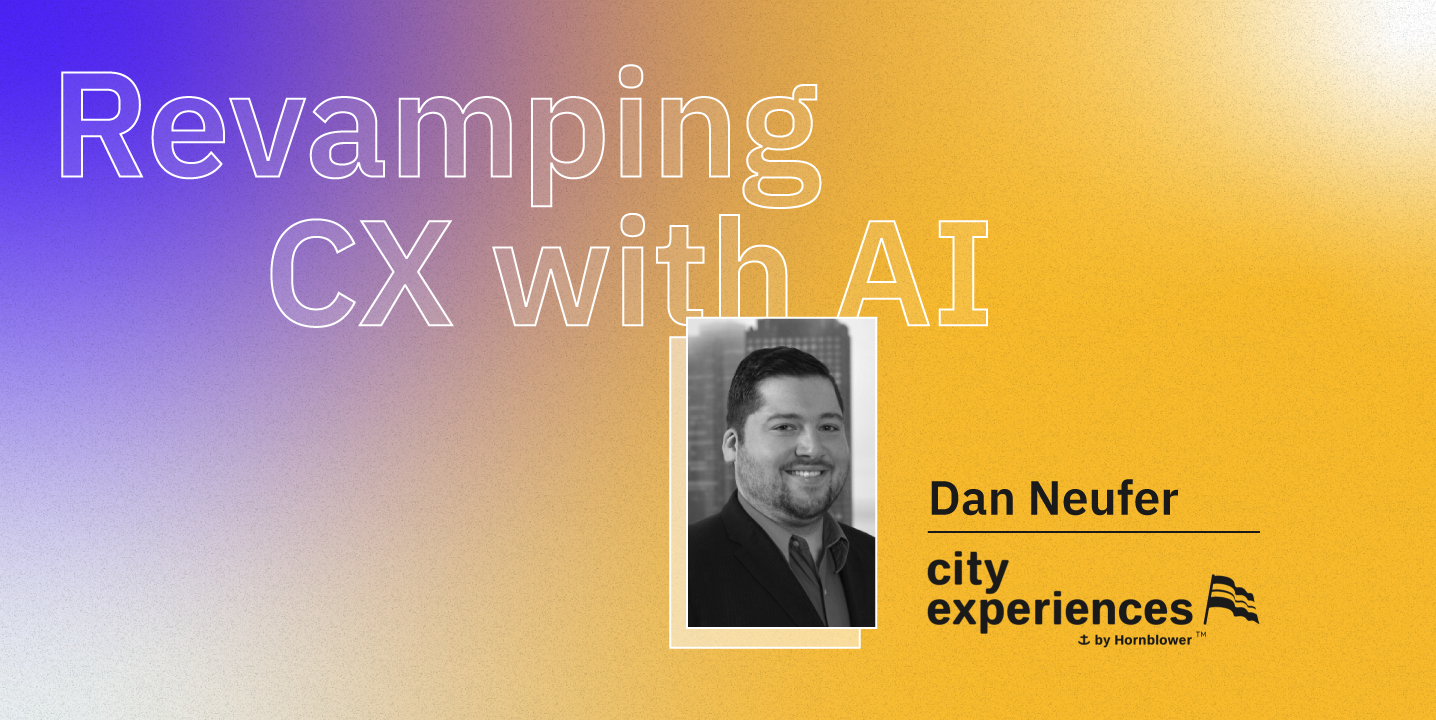 Dan Neufer, Training Manager at City Experiences, shares his experience before and after using Observe.AI.