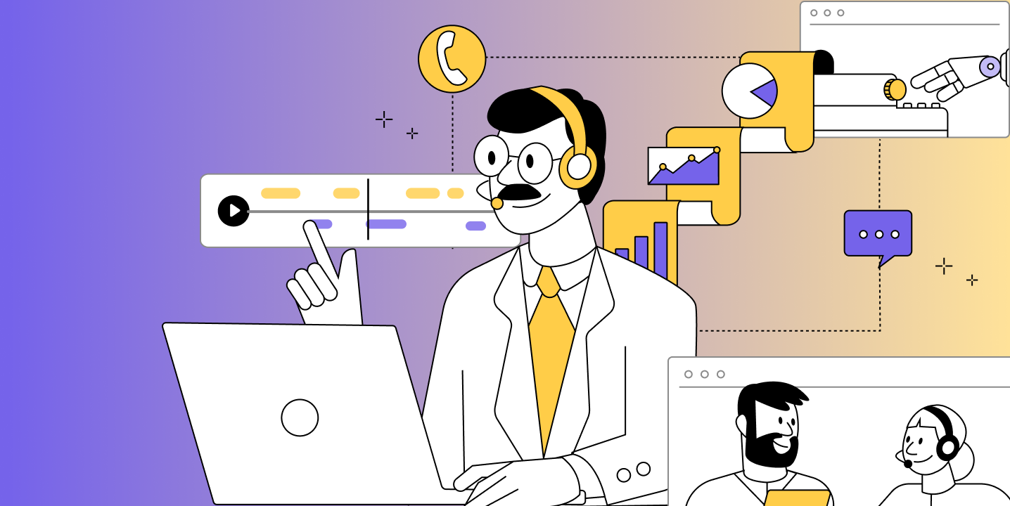 We're ushering in a new AI-enabled era for contact centers - one where customer needs are understood, agent experience is prioritized, and business results are exceeded.
