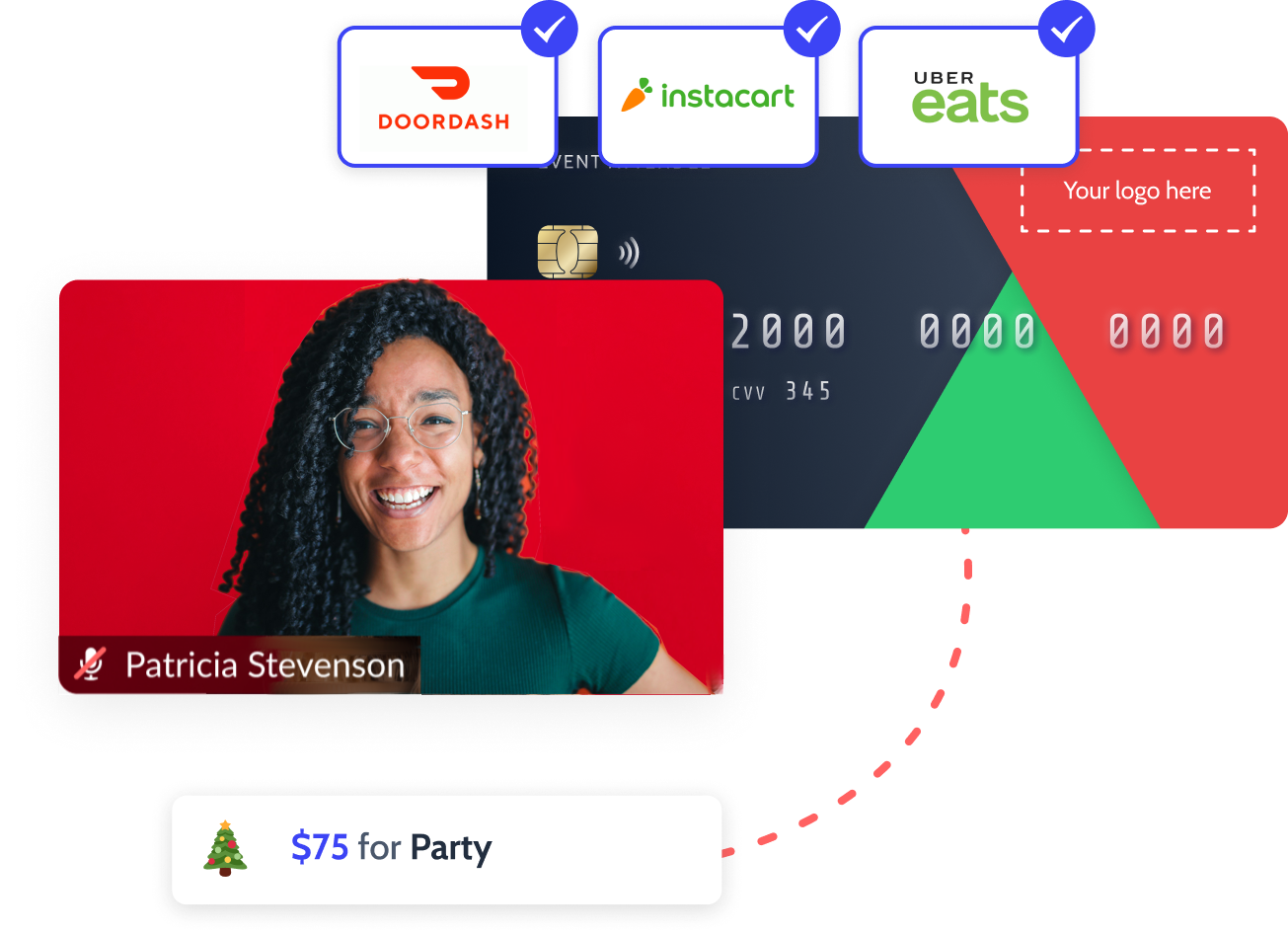 virtual christmas party ideas for large groups