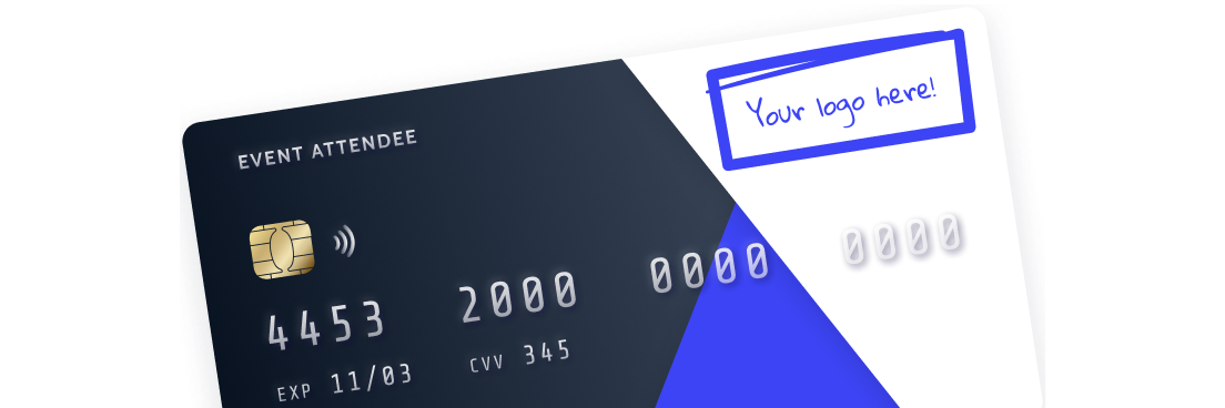 Custom brandable card