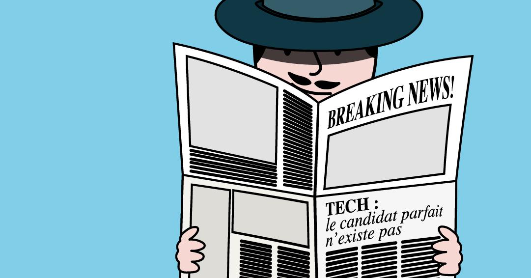 Tech: le candidat parfait - comme le 🐑 à 5 pattes, ça n'existe pas!